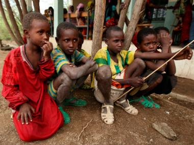 Food crisis in Ethiopia: Drought puts number of people in need of aid at 7.7 million