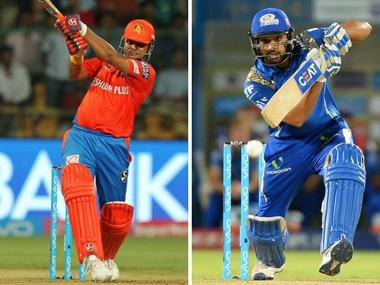 IPL 2017 Live, GL vs MI at Rajkot, cricket scores and updates: Gujarat Lions set 154-run target