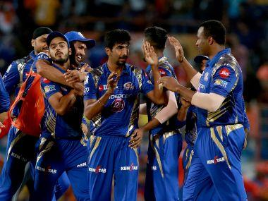 IPL 2017: Mumbai Indians' new go-to men Jasprit Bumrah, Krunal Pandya excelled again under pressure