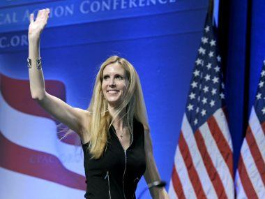 'Dark day for free speech in America': Ann Coulter's Berkeley speech cancelled, police prep for violence