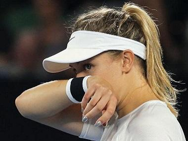 'Cheater' Maria Sharapova should not be allowed to play again, says Eugenie Bouchard