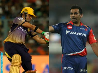 Live, IPL 2017 KKR vs DD in Kolkata, cricket scores and updates: KKR elect to field, name two changes