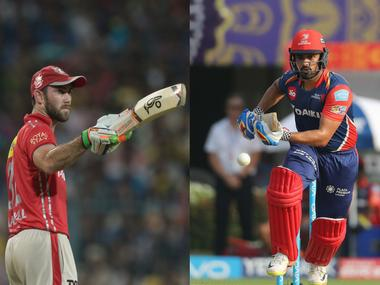 IPL 2017 Live KXIP vs DD in Mohali, cricket scores and updates: Delhi in tatters, losing four early wickets