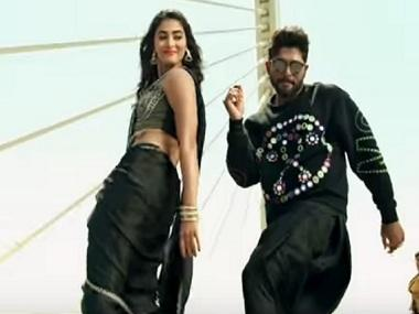 Duvvada Jagannadham: Allu Arjun, Pooja Hegde are the saving grace of this tacky song promo