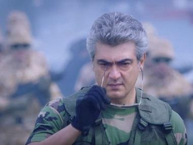 Vivegam movie review: Ajith plays a one-man demolition squad in this stylishly visual spy thriller