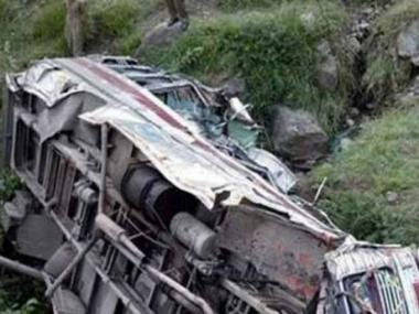 Kashmir: Bus with over 40 students falls into gorge in Rajouri, many casualties feared