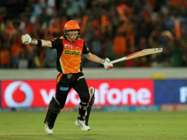 IPL 2017: David Warner's breathtaking ton fires Sunrisers Hyderabad to big win over Kolkata Knight Riders
