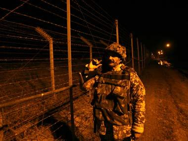 Pakistan violates ceasefire along LoC for the second time on Sunday; resorts to unprovoked shelling