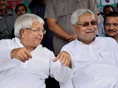 Nitish Kumar ends alliance with Lalu Prasad: Sustaining Mahagathbandhan has never been easy