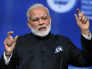 Narendra Modi in Washington: Prime minister meets CEOs, says GST can be taught in US business schools