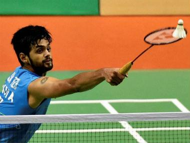 World Badminton Championships 2017: B Sai Praneeth's giant-killing ways put him at pole in title race