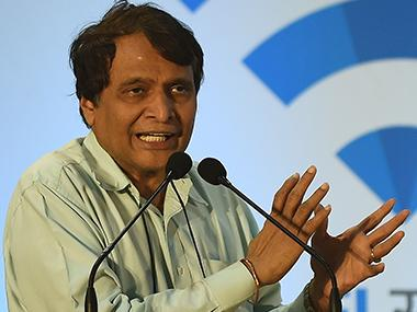 Suresh Prabhu meets Narendra Modi to take 'moral responsibility' for 2 train accidents in 12 hours, PM says 'wait'