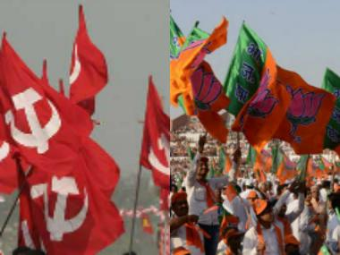 Stones pelted at CPM office in Thiruvananthapuram; BJP, Left workers clash in Kannur district