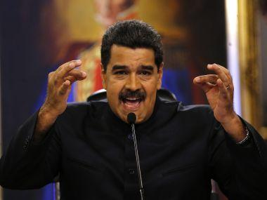 Venezuela Supreme Court attacked from police helicopter: President Maduro alleges conspiracy to destabilise govt