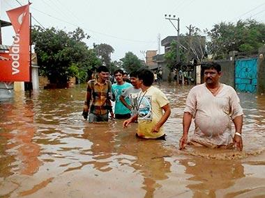 Gujarat floods: Centre rushes 12 additional NDRF teams to affected areas