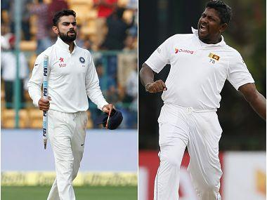 Highlights India vs Sri lanka 2017, 1st Test, Day 1, Cricket Score and updates: Visitors end on a high