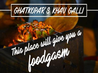 Watch: A mouth watering journey through Ghatkopar's Khau Galli