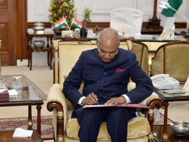 President Ram Nath Kovind a product of anti-Congressism: Next five years will be more political, less ceremonial