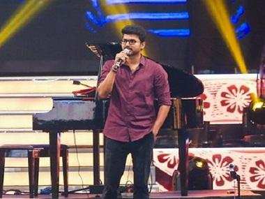 Vijay at Mersal audio launch: 'This will be a cracker of a film; Atlee and his team have pulled it off'