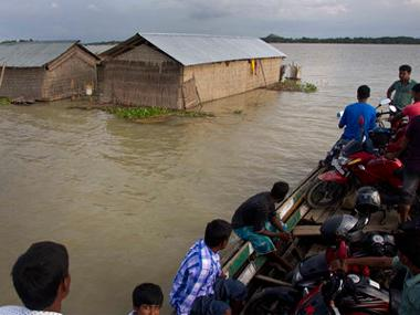 Assam floods: As 8 rivers flow above danger level, third wave of deluge exacerbates situation