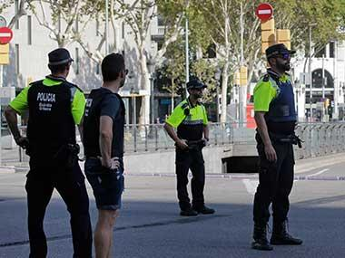 Barcelona terror attack claims 13 lives: Anti-terror ops by Spanish police in Cambrils kill 5 terrorists