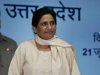 Mayawati terms BJP's poor show in student elections as 'good omen,' says saffron party has misled nation