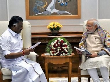 AIADMK merger: BJP's hand in reuniting factions reveals party's long term plans in Tamil Nadu