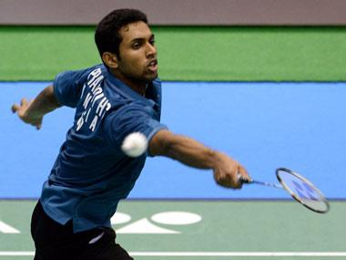Denmark Open Superseries Premier: HS Prannoy outlasts Lee Chong Wei; Saina Nehwal, K Srikanth win