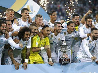 Spanish Super Cup: No Cristiano Ronaldo? No problem for Real Madrid as they thrash Barcelona in 2nd leg
