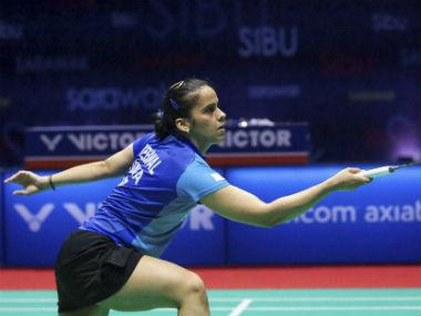 World Badminton Championships 2017: Saina Nehwal, B Sai Praneeth register contrasting wins to enter pre-quarters