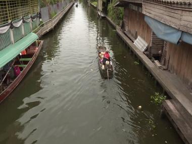 Watch: Postal boating in Bangkok where mailmen still bring word by canal