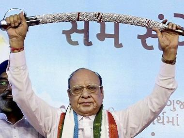 Crowded Opposition space may be BJP's best bet in Gujarat; Vaghela, NCP, AAP may all eat into Congress' votes