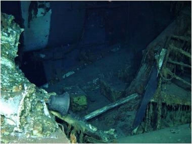 Wreckage of USS Indianapolis discovered in Philippine Sea after 72 years