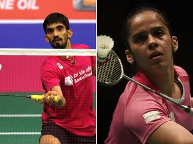 Live World Badminton Championships 2017, Score and updates, Day 3: Saina Nehwal enters next round; Srikanth in action