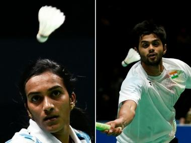 Live World Badminton Championships 2017, Score and updates, Day 2: B Sai Praneeth in action, PV Sindhu to play next