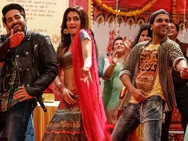 Bareilly Ki Barfi: Ayushmann, Rajkummar are perfect foils for Kriti Sanon's career-best act