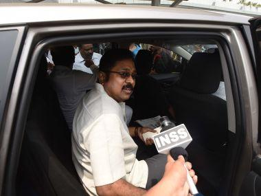 Present tense for Tamil Nadu: Removing AIADMK leaders only act of false bravado by Dhinakaran