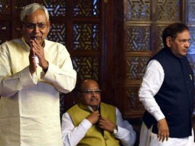JD(U) claims 'there is no split' in the party but says Sharad Yadav 'crossed Lakshman rekha'