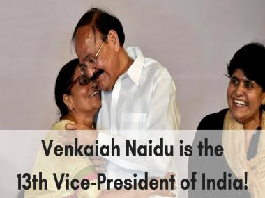 Venkaiah Naidu is next vice-president: Leaders with RSS, BJP background now make up constitutional quartet