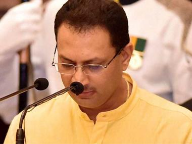Union minister Anantkumar Hegde asks Karnataka govt to not invite him to 'shameful' Tipu Jayanti