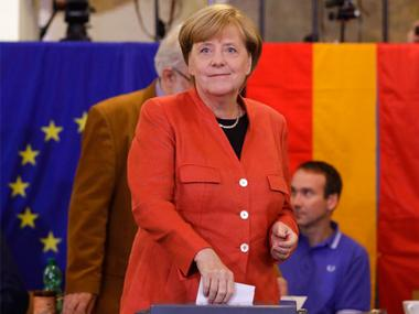 Germany's Angela Merkel wins fourth term; victory clouded by anti-Islam AfD party winning first parliament seats