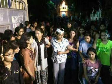 BHU students' unrest LIVE updates: FIRs registered against 1,200 students for arson; hostels mostly vacated