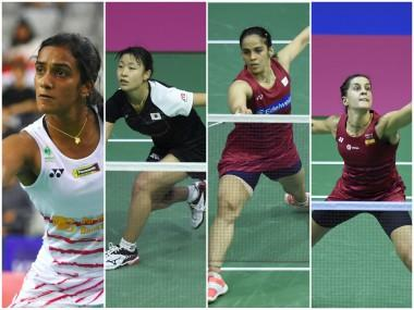 Live Japan Open Superseries, score and updates: PV Sindhu faces Nozomi Okuhara, Saina Nehwal meets Carolina Marin