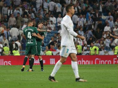La Liga: Real Betis stun Madrid on Cristiano Ronaldo's return; Atletico move to third with win over Athletic Bilbao