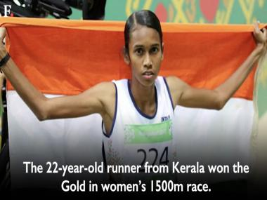 Watch: PU Chitra wins gold at Asian Indoor Games, but is AFI in trouble?