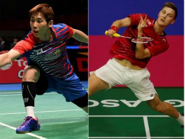 Live Japan Open Superseries, score and updates: Son Wan Ho in action against Viktor Axelsen