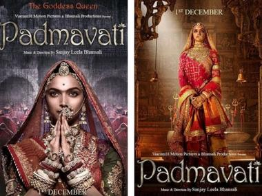 Padmavati first look: Deepika Padukone cuts an authoritative figure; film to release on 1 December
