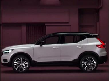 Volvo XC40 accidentally revealed ahead of 21 September launch