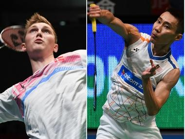 Live Japan Open Superseries Final, score and updates: Viktor Axelsen beats Lee Chong Wei; Carolina Marin wins gold