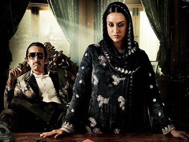 Haseena Parkar movie review: Shraddha Kapoor is bland in a film that lacks courage and depth